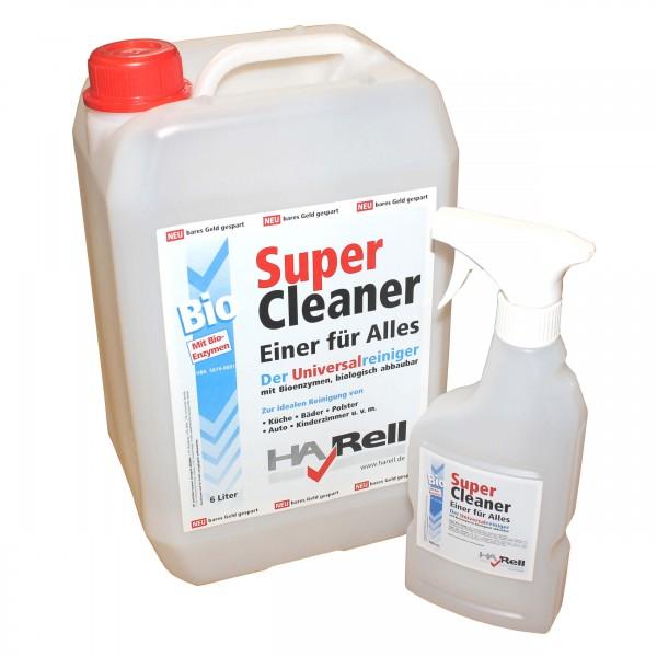 HARell Bio Cleaner 6,0 Liter Kombikanister