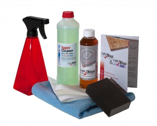 HABiol Reinigungs- und Pflegeset