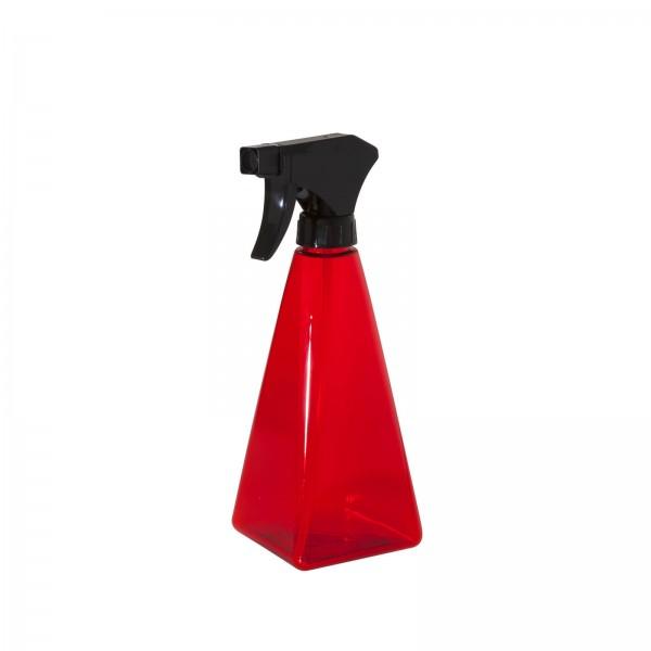 Pyramiden Sprühflasche Rot oder Blau 500 ml
