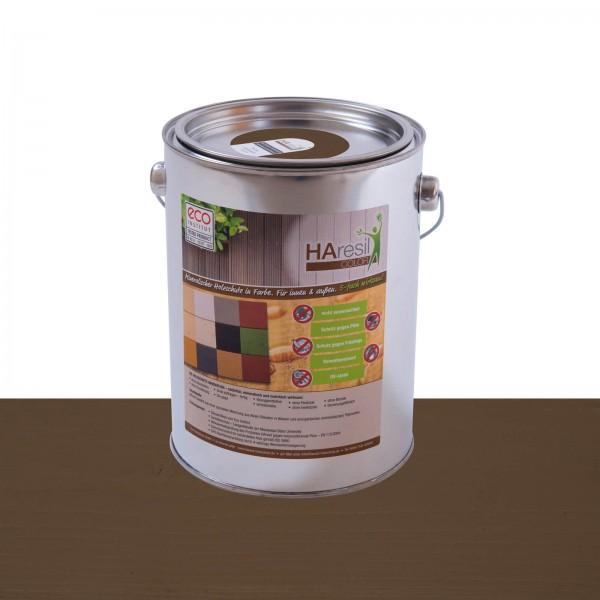 HAresil Color Holzschutzfarbe nussbraun