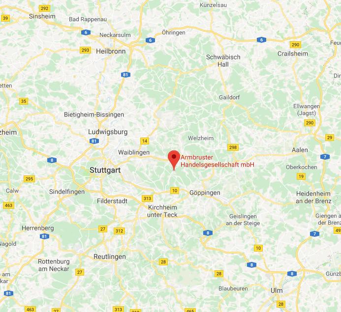 Google-Maps-Standort-Schlichten
