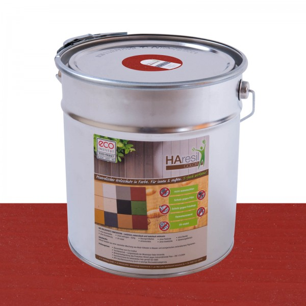 HAresil Color Holzschutzfarbe braunrot